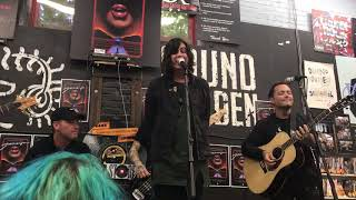 Sleeping With Sirens - James Dean & Audrey Hepburn - The Sound Garden (Baltimore, MD)