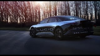 Testing Without Limits  Lucid Air Hits 235 mph | EVNOW