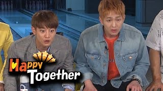 """Finally, SHINee's Songs """"Replay"""" Were Selected!!  [Happy Together Ep 545]"""