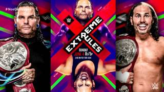 "WWE: Extreme Rules 2017 OFFICIAL Theme ""Hellfire"" by Barns Courtney"