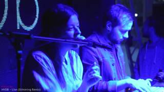 HVOB (live) @ Bessonniza Night Club & Terrace (Moscow) / 04.06.2016