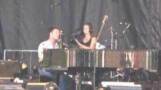 Rufus Wainwright live à Osheaga - Hallelujah
