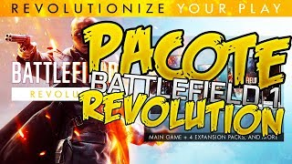 BATTLEFIELD 1 REVOLUTION: O QUE É? VALE A PENA? (PT-BR)