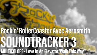 Rock'n' RollerCoaster Avec Aerosmith [Soundtracker 3 MULTICOLORE]