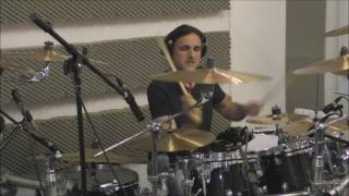 "Ramy Ali - Drum Recordings for IRON MASK - ""DIABOLICA"" - new album out Sept. 30th 2016"