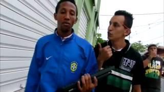 Mc Dê Boladão e Taty Terremoto Equipe Hd Funk Em Guararema