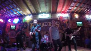 Frank Y Los Frijoles at Fred's - Where'd You Go (Boy & Bear Cover)