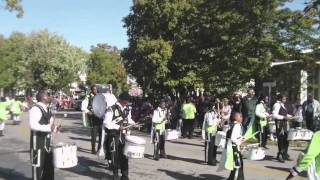 THE MARCHING COBRAS (Maple Leaf Festival 2011)