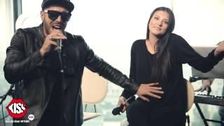 Alex Velea & Antonia - Din vina ta (Live la Kiss FM)