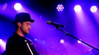 Justin Timberlake  SXSW  Myspace  Secret Show  2013  Senorita
