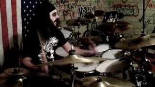 Glen Monturi - Puritania (Dimmu Borgir Drum Cover)