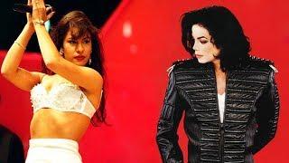 Selena & Michael Jackson - Billie Jean (Duet)