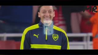 Mesut ozil (ser you again)(goals&skills)2017