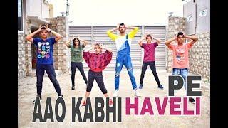 Aao Kabhi Haveli Pe | STREE | Vijay Akodiya Choreography