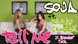 SOJA - Tell Me (Jr Blender RMX feat. Richie Campbell)