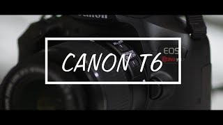 Is The Canon T6 Any Good For Video? Canon T6 Video Review