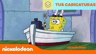 Bob Esponja | Momentos clásicos | Latinoamérica | Nickelodeon en Español