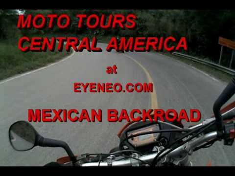 Central American Tours by Bike………………….Mexican Backroad