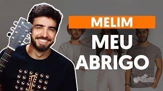 Videoaula MEU ABRIGO (aula de violão completa)