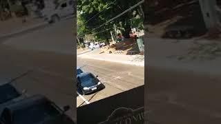 Bandidos trocam tiros com a polícia em assalto a banco no Sul de Minas
