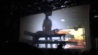 ZHU live at Melkweg, Amsterdam (Lana Del Rey - West Coast Remix)