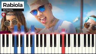 💎💎💎Como tocar Rabiola (Piano tutorial)💎💎💎