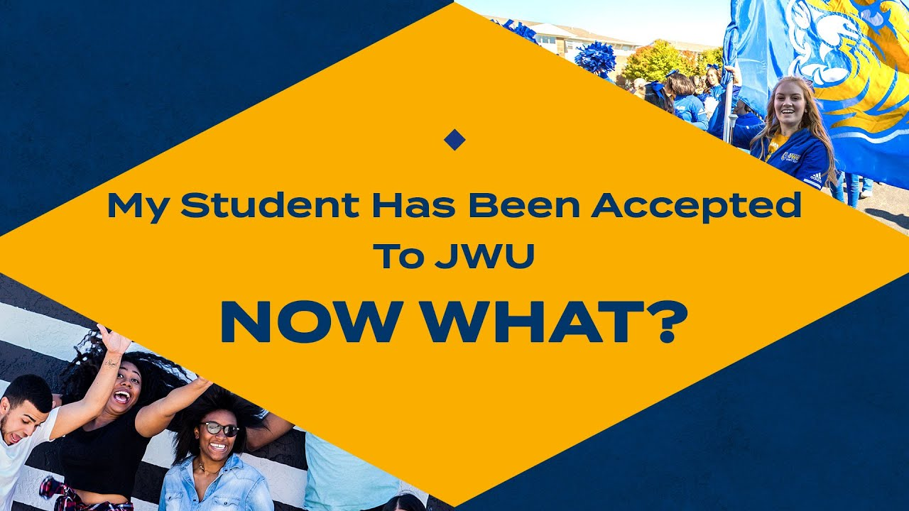 My Student Has Been Accepted: Now What? thumbnail
