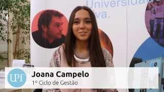 Joana Campelo - 1º Ciclo de Gestão