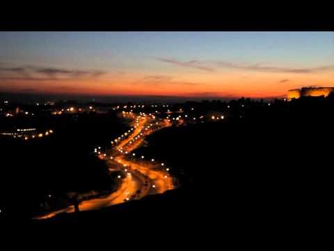 Fez Fes Sunset Time Lapse