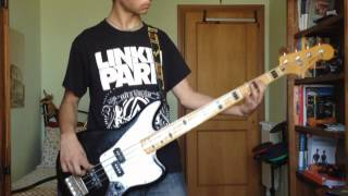 Linkin Park - Castle of glass ( Bass Cover ) HQ