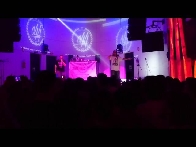 Vídeo de un concierto en la sala Shoko de Madrid.