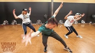 It Won't Stop - Sevyn Streeter ft. Chris Brown / Joseph Tsosh Choreography / URBAN DANCE CAMP