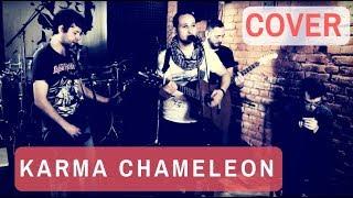 Karma Chameleon (cover by Marcin Kruk Band)