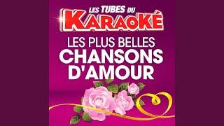 Elle a les yeux revolver (Karaoké playback instrumental) (Rendu célèbre par Marc Lavoine)