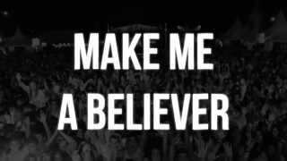 Diego Miranda feat. Miss Palmer - Believer (LYRICS VIDEO OFFICIAL) #MEOSpot