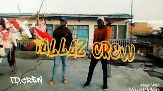 Petit afro dance by tallaz crew