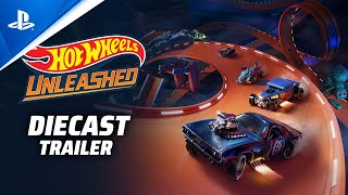 Hot Wheels Unleashed Adds Licensed Cars Like Batmobile, DeLorean, and the Party Wagon