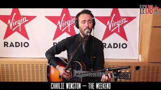 CHARLIE WINSTON - THE WEEKND (VERSION LIVE)