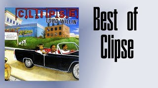 Top 10 CLIPSE Songs (Hip Hop/Rap) =BestList= [Episode 50]