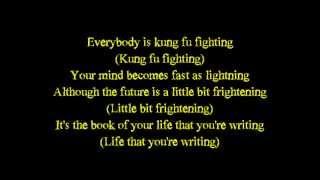 Cee-Lo Green - Kung Fu Fighting (Lyrics)