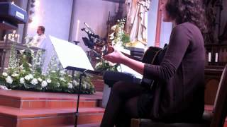 A moment like this - Eva Croissant // live in der Kirche (Original: Kelly Clarkson)
