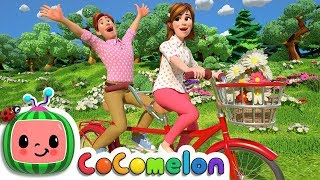 Daisy Bell (Bicycle Built for Two)   CoCoMelon Nursery Rhymes & Kids Songs