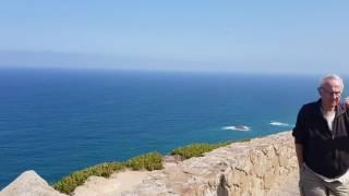 Cabo da Roca, Sintra, Portugal, Maio de 2017