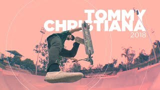 Tommy Christiana | The Scooter Farm