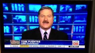 Former fed Tom Fuentes...