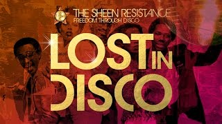 LOST IN DISCO – the disco, funk, soul, 70s and 80s party from The Sheen Resistance