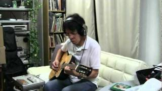 Don't Answer Me, Alan Parson's Project cover by acoustic guitar with chords