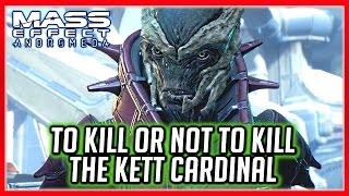 Mass Effect: ANDROMEDA 🚀 Trail of Hope Choice - Save the Angara + Both Cardinal Choices