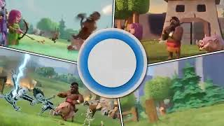 FREE Clash Of Clans Intro NO TEXT 1