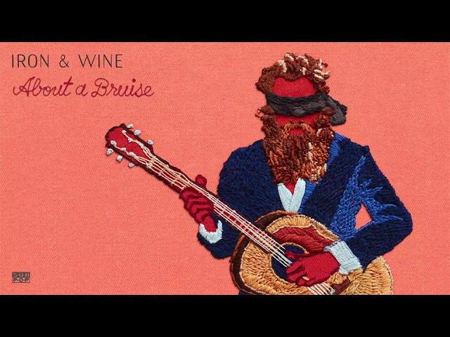 Audio de la canción About bruise de Iron and Wine